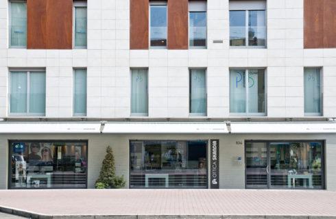 1bafd8e31 Dal 2009 L'attuale sede del reparto ottico