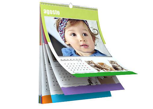 Calendario Fotografico Personalizzato.Fotocalendari 2018 Foto Ottica Skandia S N C